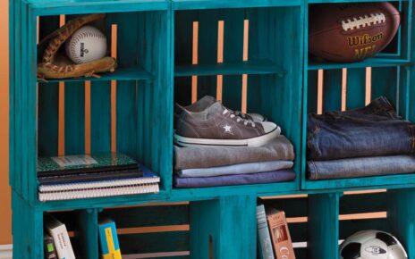 Ý tưởng tái sử dụng đồ nội thất cũ để trang trí trong nhà