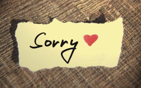 Cha mẹ có nên xin lỗi con c