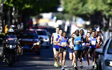 Marathon ở Trung Quốc