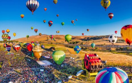 Lễ hội khí cầu Canberra