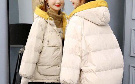 mẫu áo khoác đông