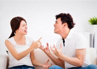 Hôn nhân không thể tránh khỏi cãi nhau