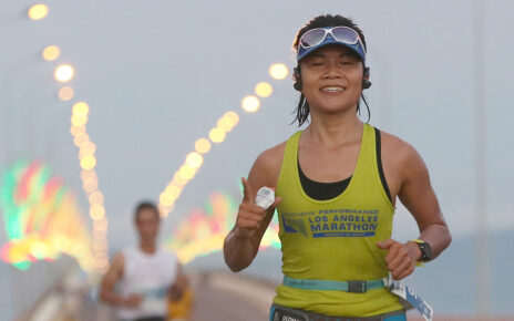v - race thu hút nhiều vận động viên tham dự